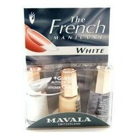 French Manicure Set - White