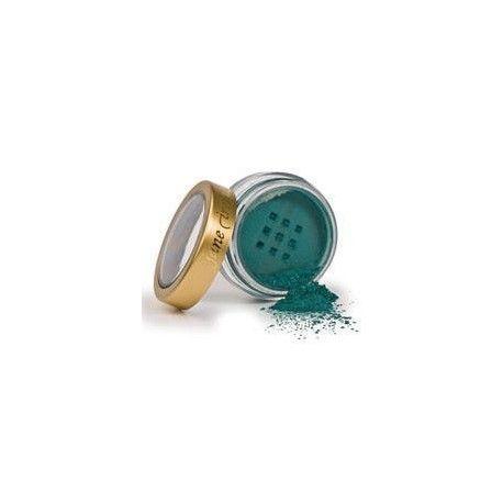 24-Karat Gold Dust - Aquamarine