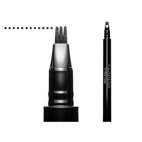 3-Dot Liner - Black