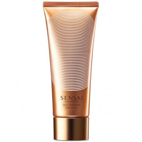 Silky Bronze Self Tanning For The Body 150ml