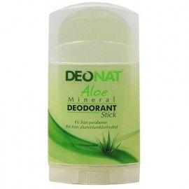 Aloe Mineral Deodorant Stick 100g