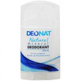 Natural Mineral Deodorant Stick 100g