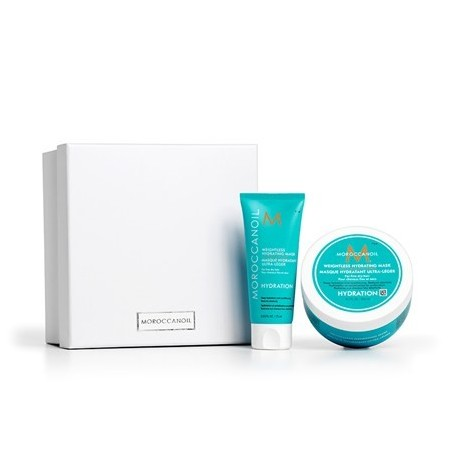 Weightles Hydrating Mask Box