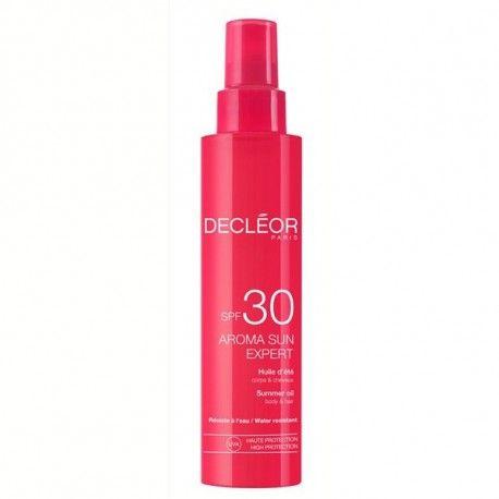 Aroma Sun Expert Summer Oil SPF30 150ml