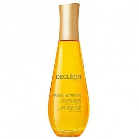 Aroma Nutrion Satin Softening Dry Oil 100ml