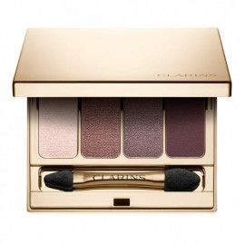 4-Colour Eyeshadow Palette - 02 Rosewood