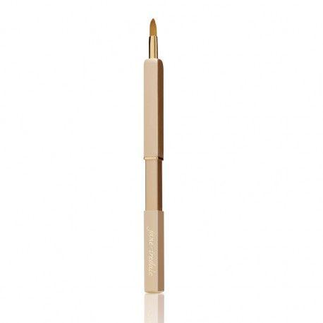 Retractable Gold Lip Brush