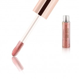 Lip Plumping Shimmer Gloss - Revved Up Rose Gold