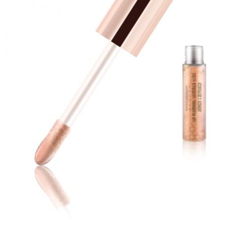 Lip Plumping Shimmer Gloss - Revved Up Rose Gold