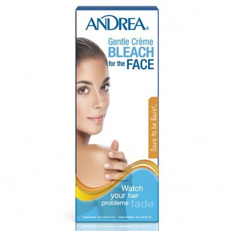 Gentle Bleach Creme Face