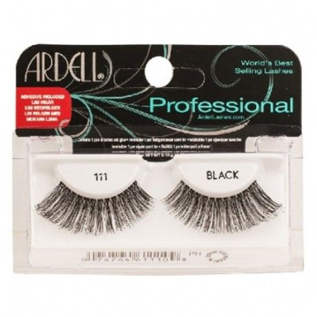 FashionLashes Black 111