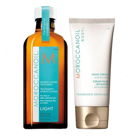 Original Oil Light Treatment 100ml + Hand Creme 75ml