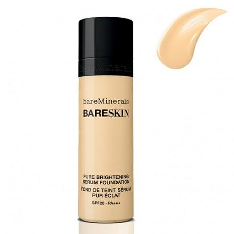 bareSkin Pure Brightening Serum Foundation - 04 Bare Ivory