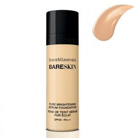 bareSkin Pure Brightening Serum Foundation - 06 Bare Satin