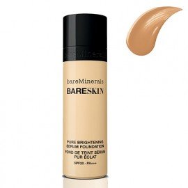 bareSkin Pure Brightening Serum Foundation - 13 Bare Tan