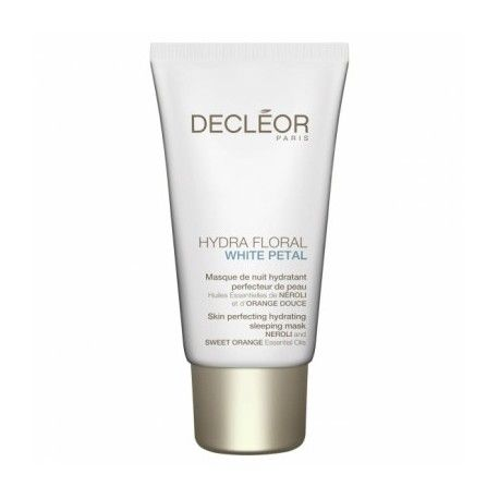 Hydra Floral White Petal - Skin Perfecting Hydrating Sleeping Mask