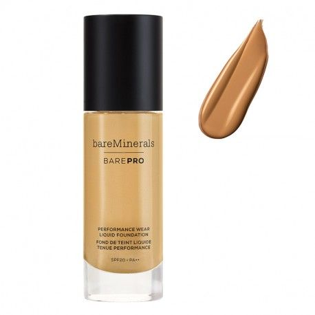 BarePRO Liquid Foundation SPF 20 - 21 Sable
