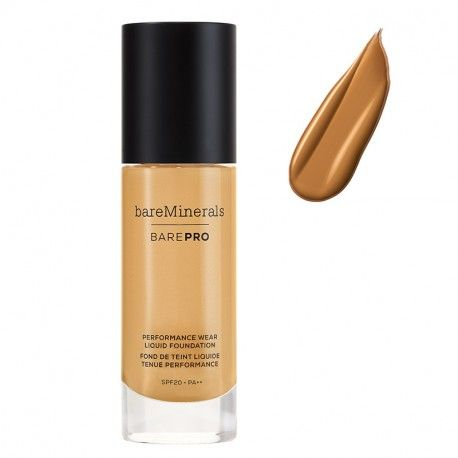 BarePRO Liquid Foundation SPF 20 - 22 Teak