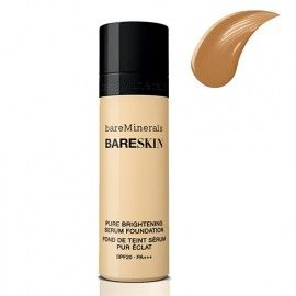 bareSkin Pure Brightening Serum Foundation - 17 Bare Maple