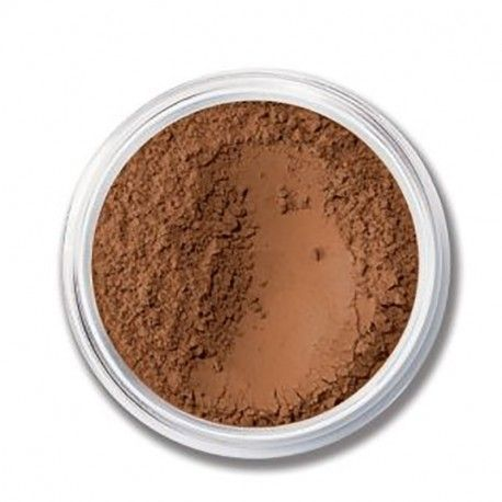 Matte SPF15 Foundation - Warm Deep