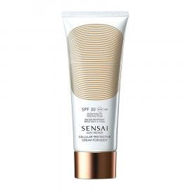 Silky Bronze Protective Cream For Body SPF30 150ml