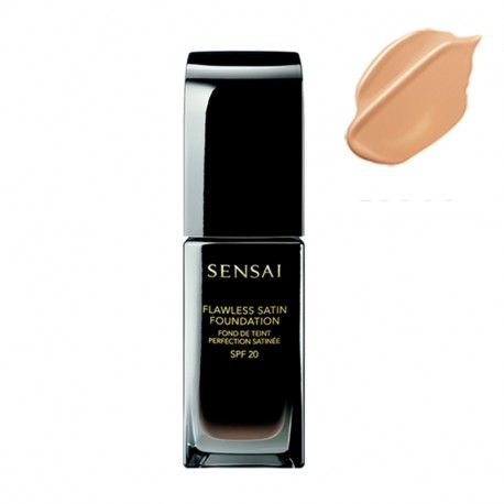 Flawless Satin Foundation SPF20 - FS202 Ochre Beige