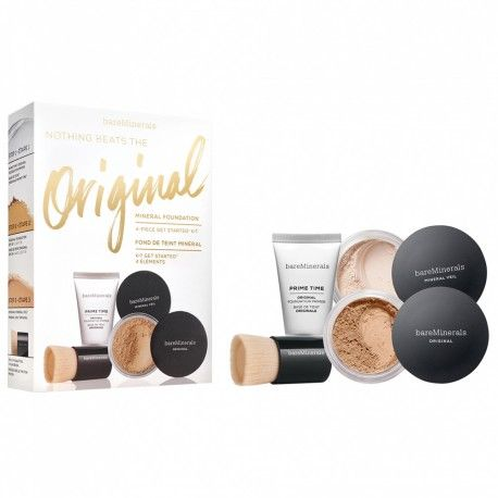 Grab & Go Get Starter Kit - Golden Beige