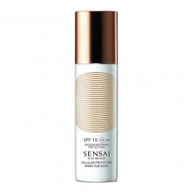 Silky Bronze Protective Spray For Body SPF15