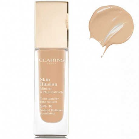 Skin Illusion Natural Radiance Foundation SPF 10 - 107 Beige