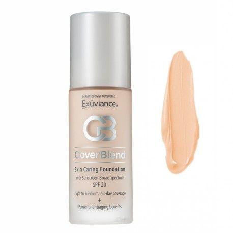 Skin Caring Foundation SPF20 - Blush Beige