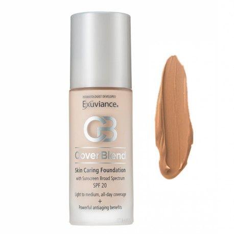Skin Caring Foundation SPF20 - Desert Sand