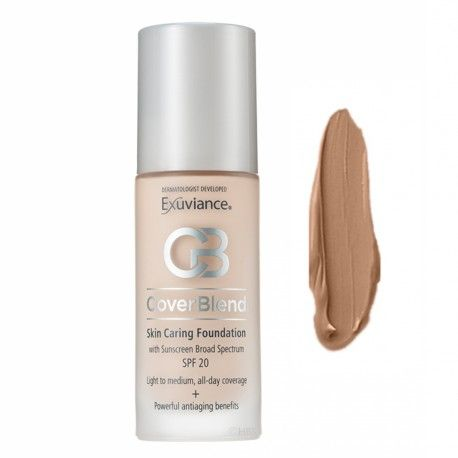 Skin Caring Foundation SPF20 - Toasted Almond