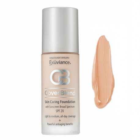 Skin Caring Foundation SPF20 - Golden Beige