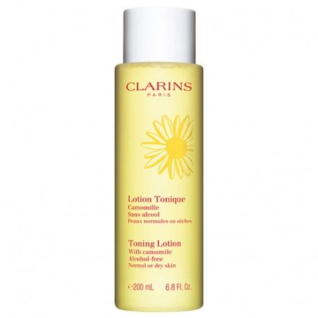 Toning Lotion With Camomile Normal/Dry Skin