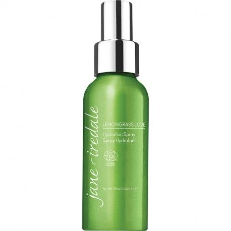 Hydration Spray Lemongrass Love