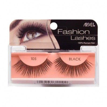 FashionLashes Black 105