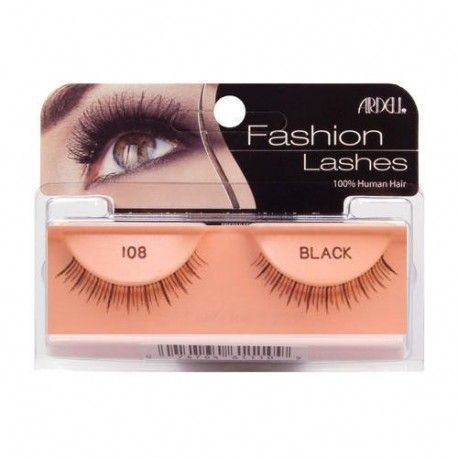 FashionLashes Black 108