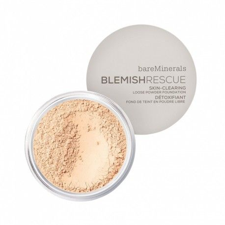 Blemish Rescue Skin-Clearing Loose Powder Foundation - Fair 1C