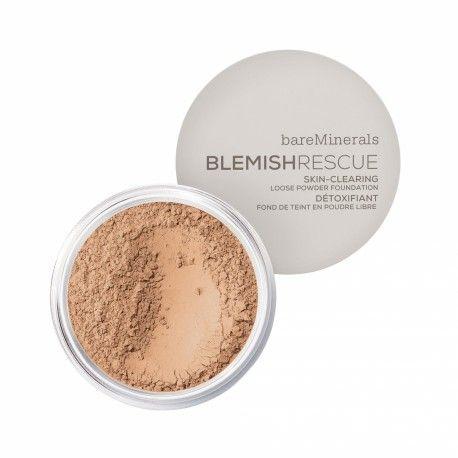 Blemish Rescue Skin-Clearing Loose Powder Foundation - Medium Beige 2,5C