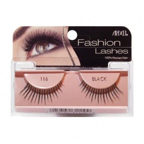 FashionLashes Black 116