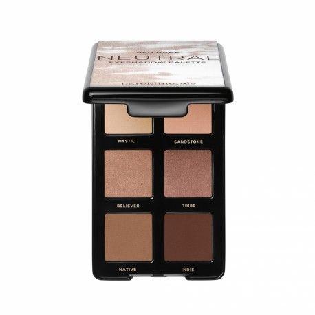 Gen Nude Eyeshadow Palette - Neutral
