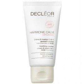 Harmonie Calm - Organic Soothing Comfort Cream & Mask 2 in 1