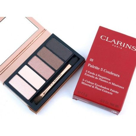 5-Colour Eyeshadow Palette - 03 Natural Glow