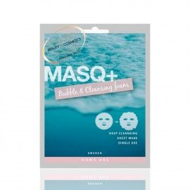Bubble & Cleansing Foam Mask