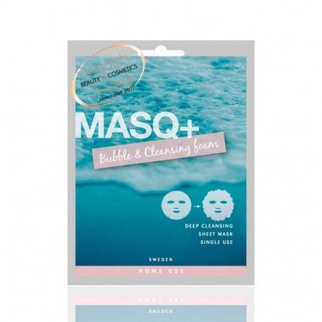Bubble & Cleansing Foam Mask