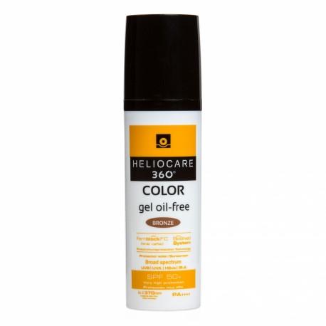 360 Color Gel Oil-Free SPF 50 - Bronze