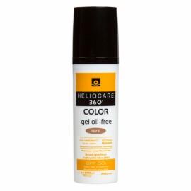 360 Color Gel Oil-Free SPF 50 - Beige