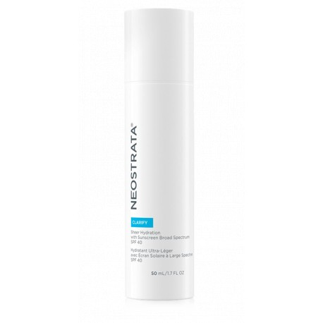 Clarify - Sheer Hydration SPF 40