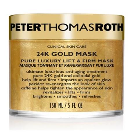 24K Gold Mask 150 ml